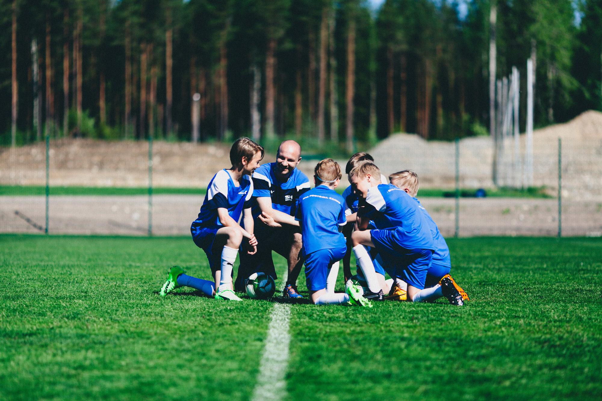 Jalkapallo-KehittymisenSeuranta-moduuli
