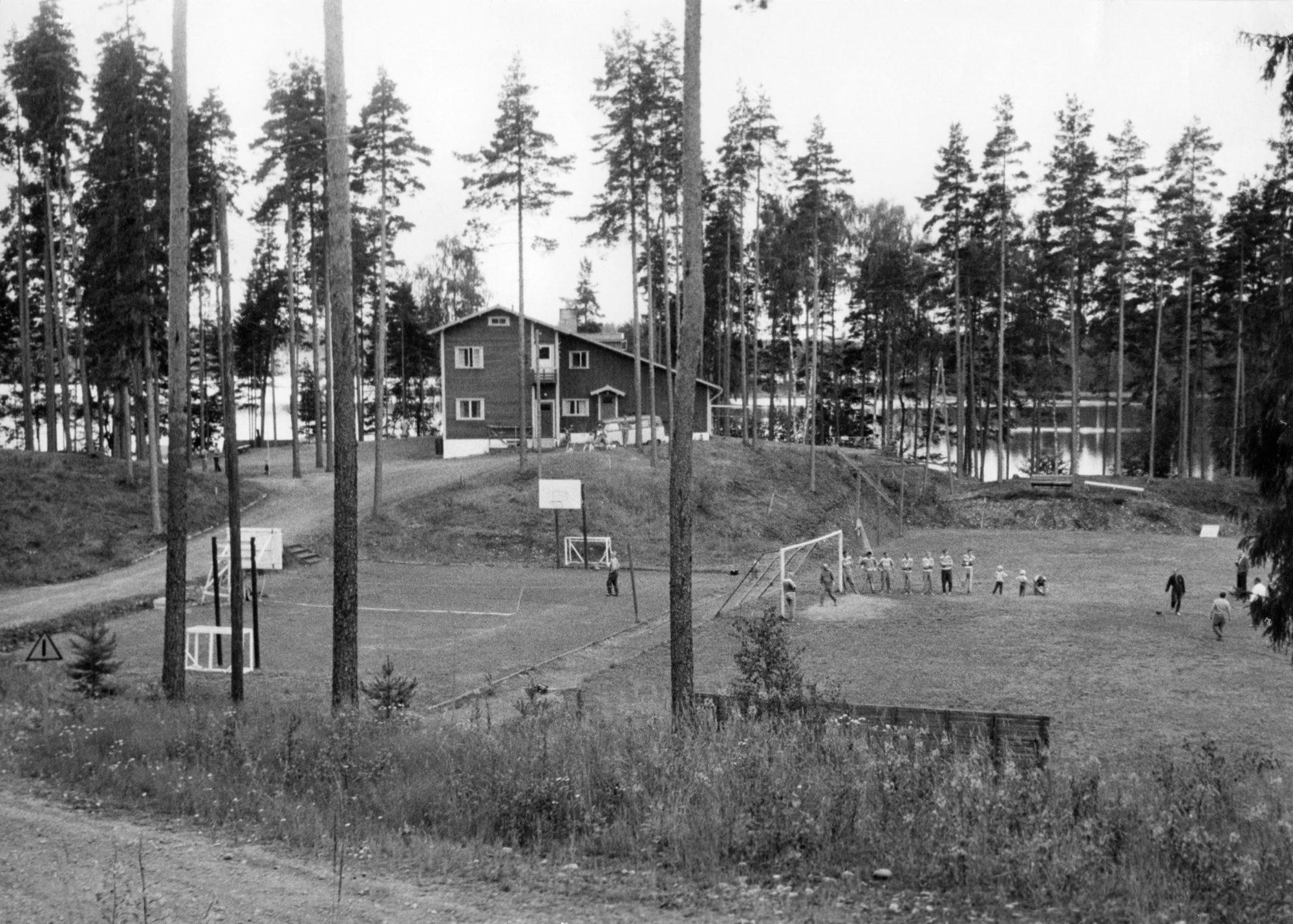 Eerikkilä, 1950-1960-luku.