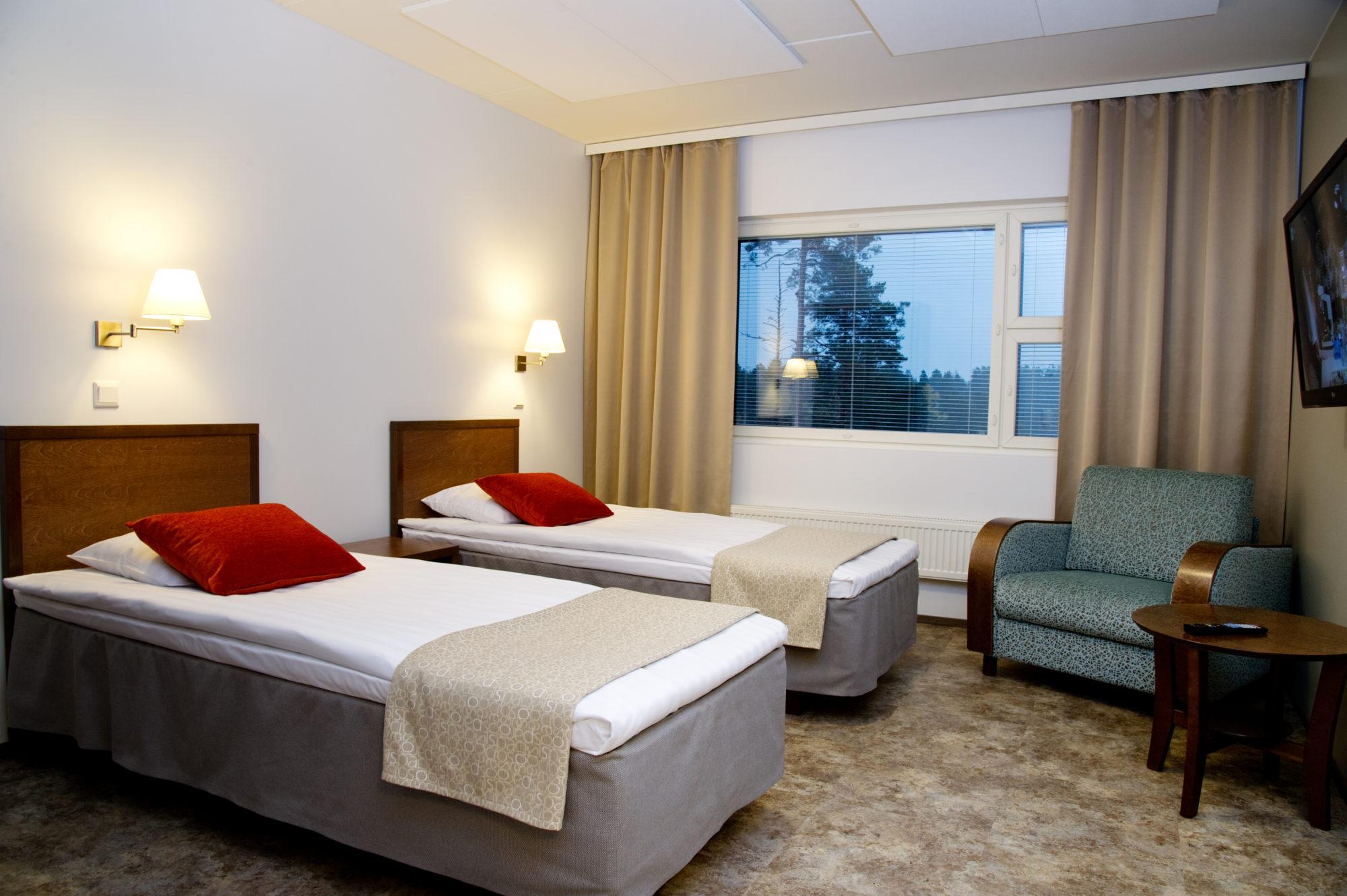 Hotel room Standardplus