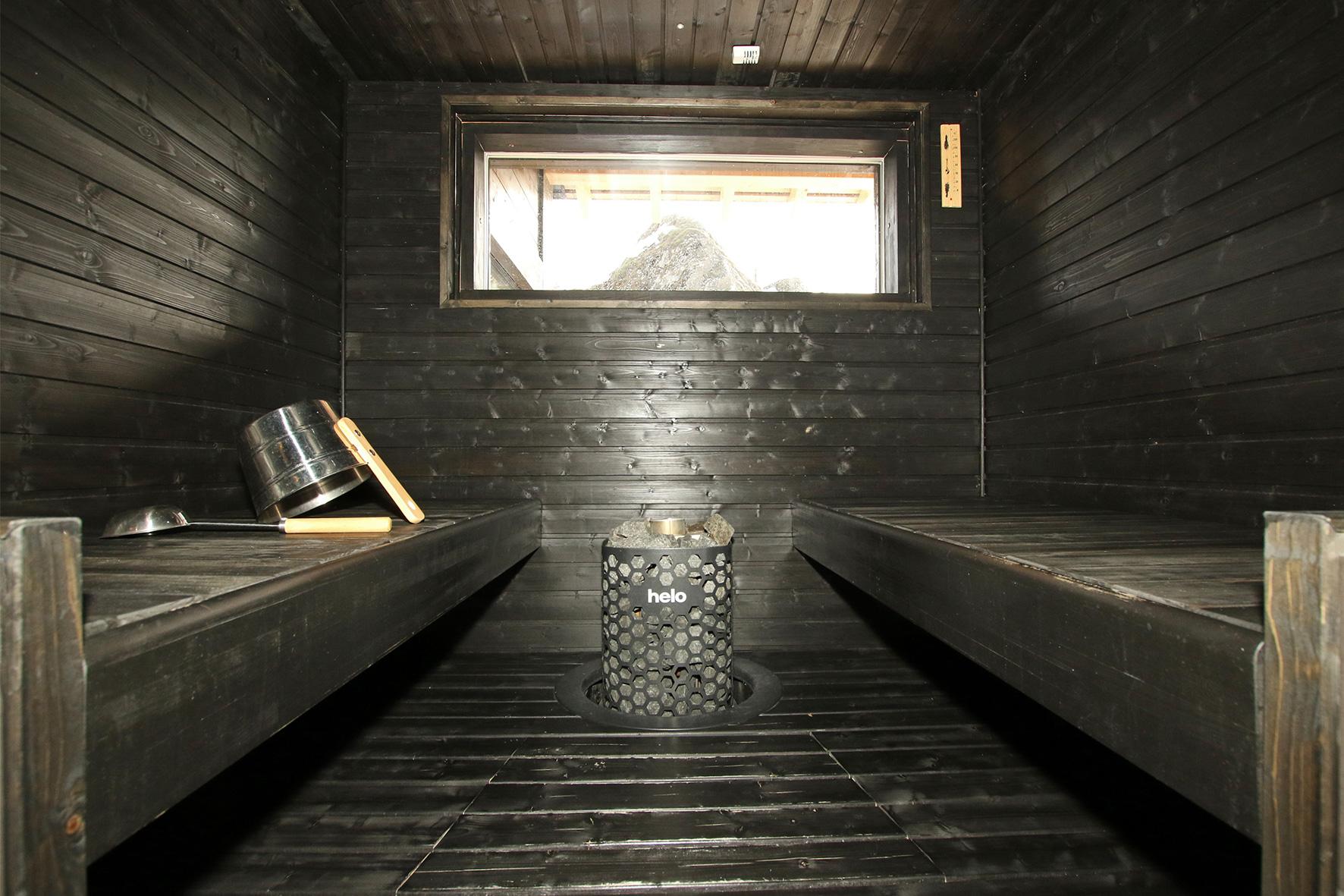 Huvila-190-sauna