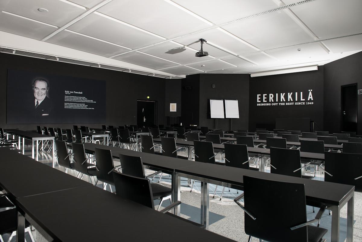 Kokoustila Frenckell-Sali Eerikkilä