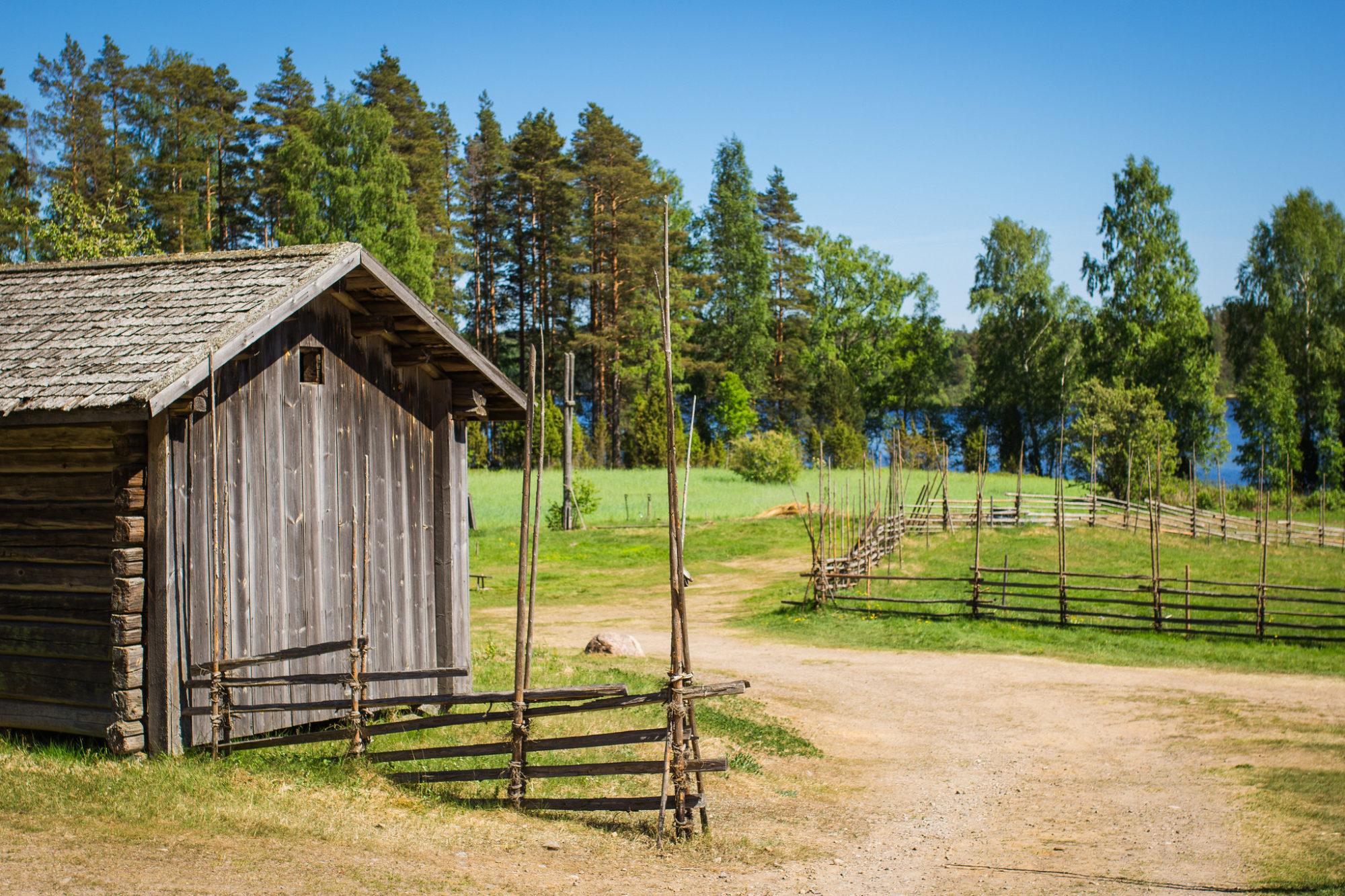 Korteniemi Liesjärvi Tammela