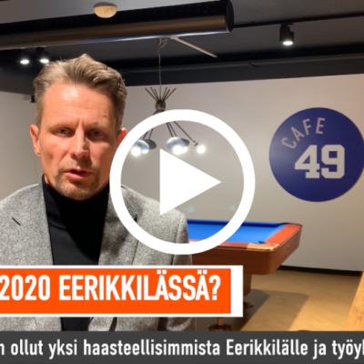 Petri Jakonen - Eerikkilän vuosi 2020