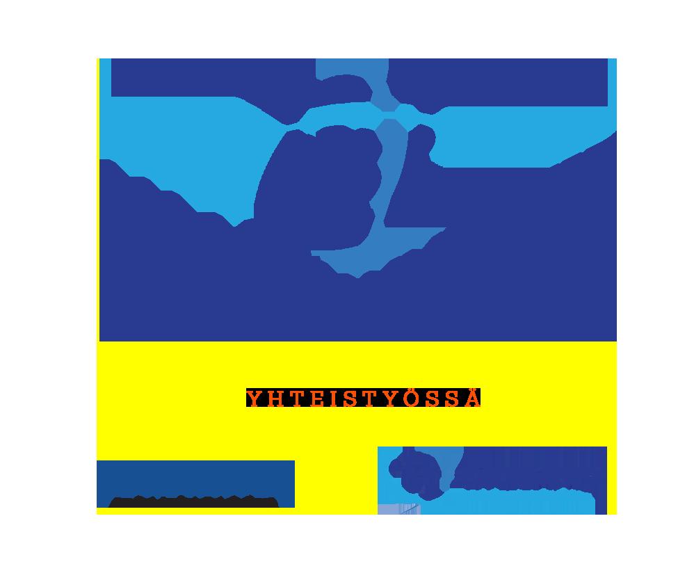 Maajoukkuetie_Salibandyliitto ja Eerikkilä_yhteistyö_logo