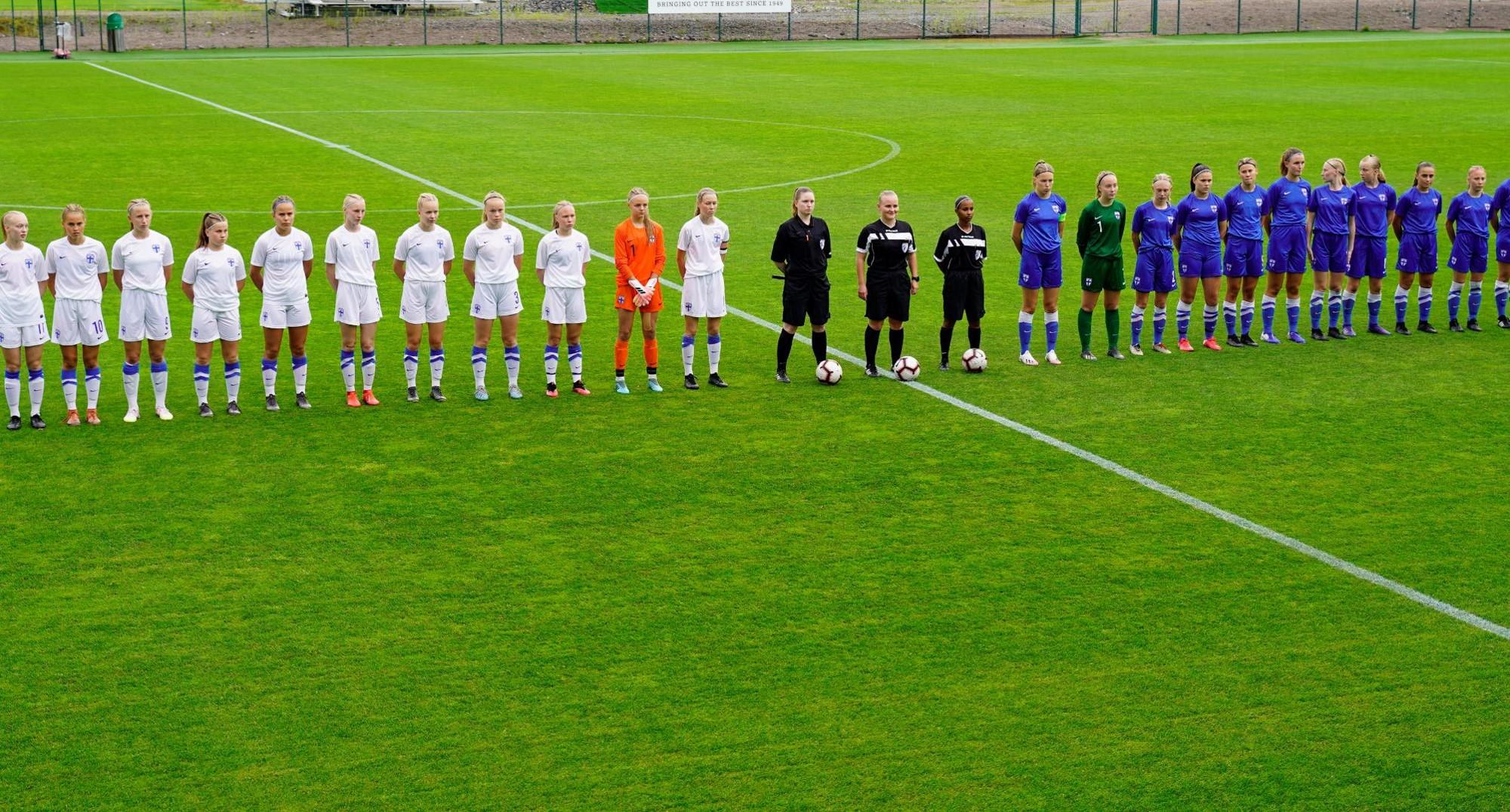 Palloliitto tyttöjen maajoukkue