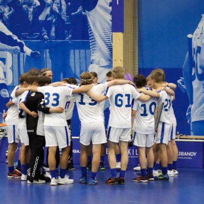 U19 maajoukkueleiri Eerikkilä